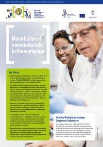 Fabbricazione di nanomateriali nel luogo di lavoro