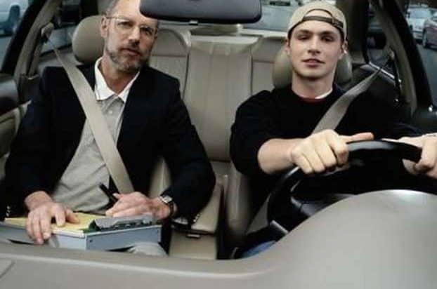 esaminatore patente di guida