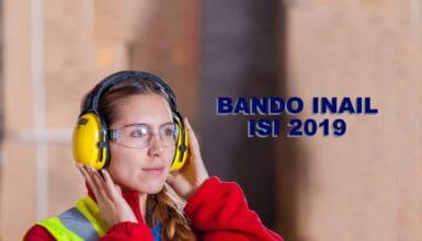 BANDO-INAIL-ISI-2019