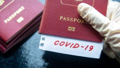 passaporto Covid 19 europeo